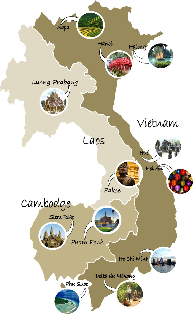 vietnam map logo